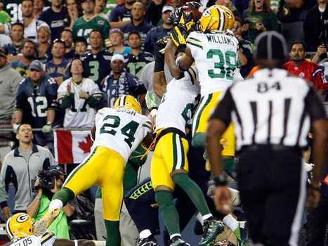 The Butchered Call In The Packers-Seahawks Game Cost Packers Bettors Hundreds Of Millions Of Dollars   Ad Vitam Basketball   Scoop.it