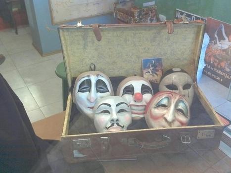 Mascaras Venecianas Inspiradas en Cirque du Soleil | Circus | Scoop.it