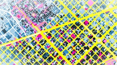 The whole of Barcelona's heritage in a map | 300.000 km/s | Visual Communication | Scoop.it
