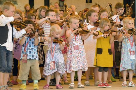 Käy lapsesi konserteissa – ja 8 muuta vinkkiä vanhemmille soittoharrastuksen tukemiseen | Mielenkiintoista & Hyödyllistä & Uutta | Scoop.it