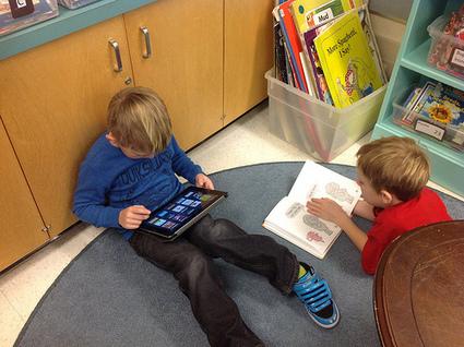 Les écrans et la lecture en profondeur : le cerveau s'adapte | L'enfant et les écrans | Scoop.it