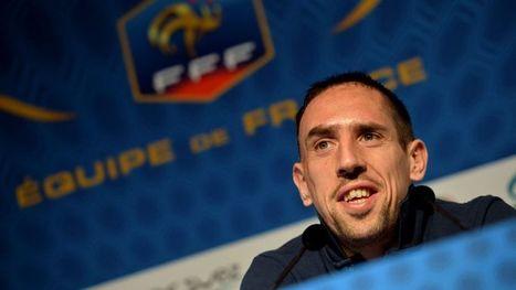 Retraite internationale de Ribéry : ses plus belles perles devant les médias | Vivez Bali | Scoop.it