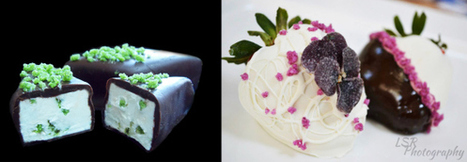 Celebrating Colorful Crunchy Crystals - How Chefs & Mixologists are using our Herb Crystals® & Flower Crystals® | Vertical Farm - Food Factory | Scoop.it