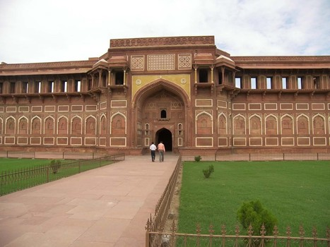 Agra Fort, Travel places of Agra, photo gallery of India, Travel images, Travel location | TravellBoss | Scoop.it