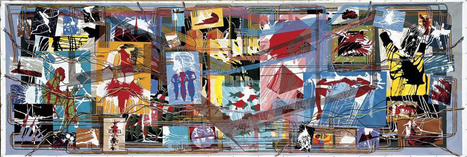 De la photographie dans la peinture de Gérard Fromanger - L'Œil de la photographie   Carnets d'images   Scoop.it