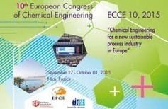 27/09/2015 : Chemical engineering and biochemical engineering for a NEW sustainable process industry in Europe - GreenWin | Recherche scientifique | Scoop.it