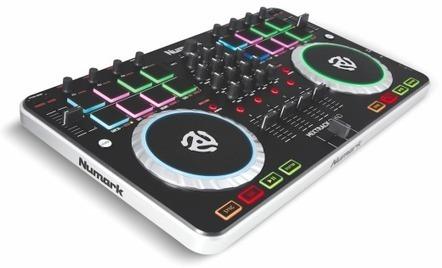 Numark Mixtrack Quad DJ Controller Announced | DJing | Scoop.it