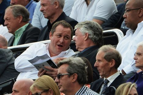 Mike Ashley has no intention to sell Newcastle United, fans told - ChronicleLive   Supporters Trusts   Scoop.it