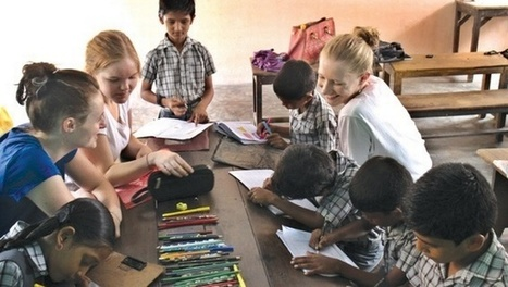 Who Needs 'Voluntourism'? - The New Indian Express | The sociology of tourism, sport and recreation | Scoop.it