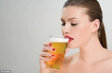 Apenas um copo de cerveja pode melhorar o fluxo sanguíneo no coração | Hopster | Scoop.it