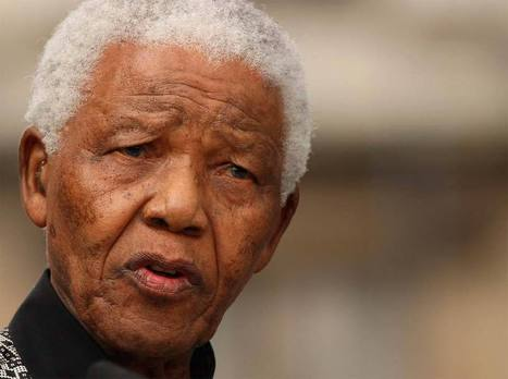 Lessons From Nelson Mandela's Life and Legacy | Edutopia.org | Digital Media Literacy + Cyber Arts + Performance Centers Connected to Fiber Networks | Scoop.it
