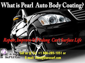 New Pearl Coatings: What is Pearl Bulletproof Auto Body Nano Coating? | Waterless Car Wash | Scoop.it