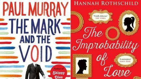 Paul Murray and Hannah Rothschild win Wodehouse Prize - BBC News | The Irish Literary Times | Scoop.it