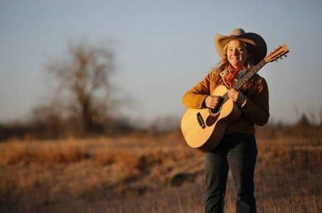 Self-taught Dallas teen in demand for her songs about horses and cowboys - Dallas Morning News | Only for Music and Songs | Scoop.it