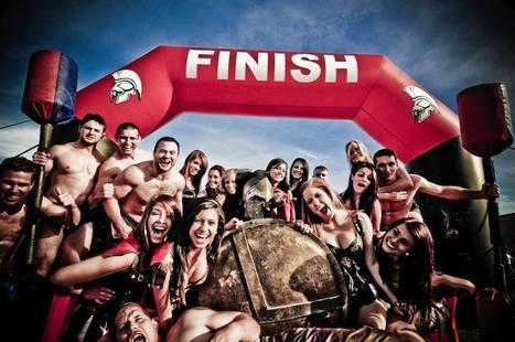 La Reebok Spartan Race arrive en France le 24 Novembre sur le circuit Paul Ricard ! | Sport Business | Scoop.it