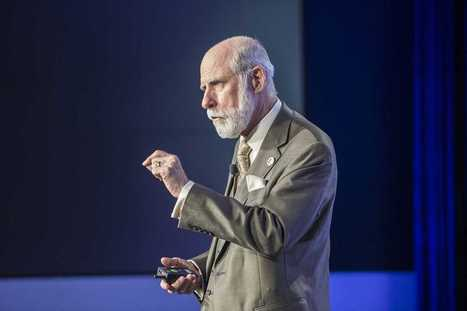 Vinton G. Cerf: Human error, not hackers threaten Net | digital citizenship | Scoop.it