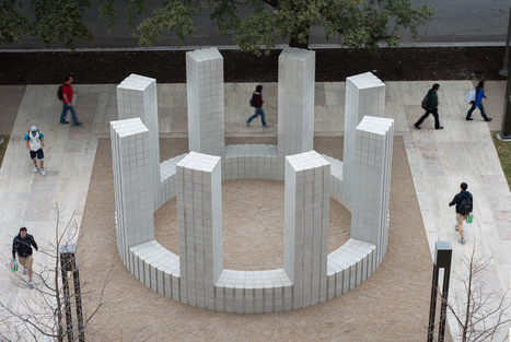 Landmarks adds Sol LeWitt works to public art collection of the University of Texas at Austin | Art contemporain et culture | Scoop.it