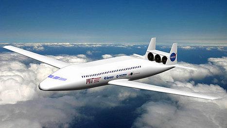 NASA wants to build world's most efficient plane | EcoFriendlyFlying | Scoop.it