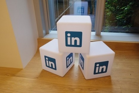 How To Use LinkedIn For Social Media Marketing | MarketingHits | Scoop.it