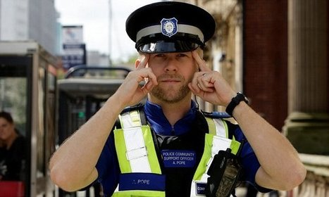 PCSO dubbed the 'Memory cop' has busted over 800 criminals | memoir writing | Scoop.it