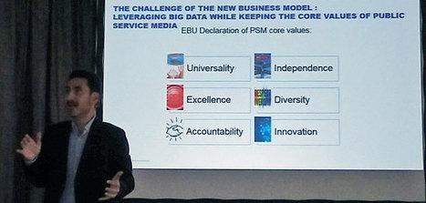 EBU showcases its Big Data Initiative at European Data Forum | Journalism: the citizen side | Scoop.it