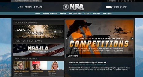 Welcome to the NRA Digital Network | 2nd amendment | Scoop.it