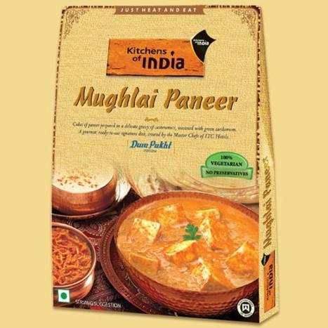 Mughlai Paneer | Ready to dine | Scoop.it