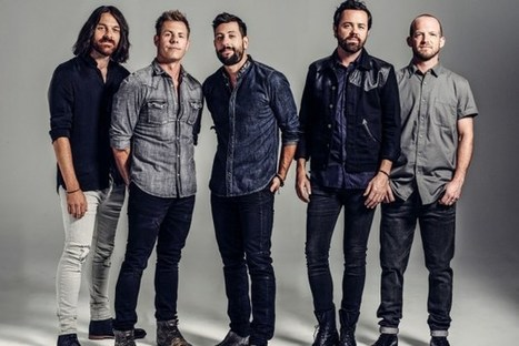 Old Dominion Score First No. 1 With 'Break Up With Him' | Country Music Today | Scoop.it