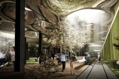 Kickstarting Urban Renewal with an Underground Park | green streets | Scoop.it