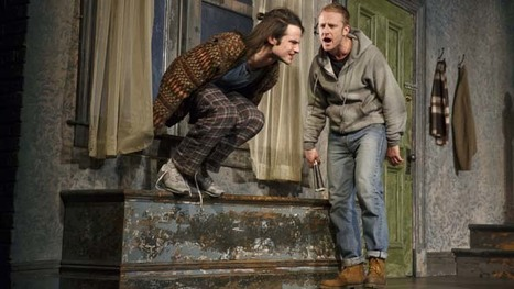 The Stage: Tom Sturridge Wins Theatre World Awards - #ORPHANS | Additionals | Scoop.it