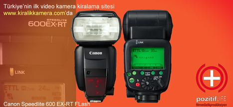 Kiralık Canon Flash | Kiralık Kamera, Rental Camera House, In Turkey | Scoop.it