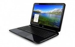 HP Endorsement Makes Google Chromebook Begin To Look Legit | Technology and Education Resources | Scoop.it