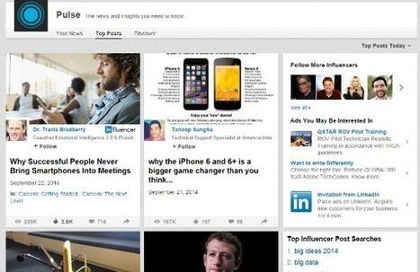 Blogging on LinkedIn – Can It Convert? | LinkedIn Marketing Strategy | Scoop.it