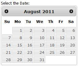 Integrating Datepicker with jQuery | Web Design Blog | Web Design Fan | Resources for Web Designers and Graphic Designers | Tools You Can Use | Scoop.it