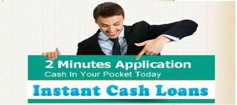 Instant Cash Loans- A Convenient Way To Manage Unplanned Expenses Without Any Stay   No Credit Check Payday Loans   Scoop.it