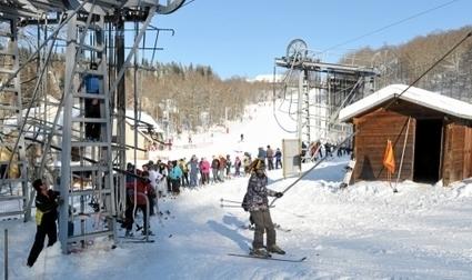 Les stations de l'Aubrac ont trouvé leur vitesse de croisière | L'info tourisme en Aveyron | Scoop.it