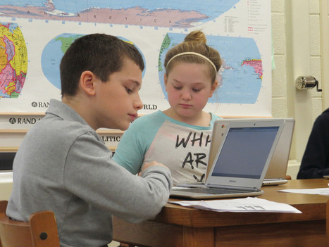 Chromebooks lay groundwork for online testing in all schools | My K-12 Ed Tech Edition | Scoop.it