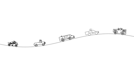 Take a ride on The Single Lane Superhighway | whynotblogue | Scoop.it