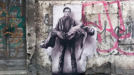 #Nice : Ernest Pignon Ernest | Arts vivants, identité européenne - Living Arts, european Identity | Scoop.it