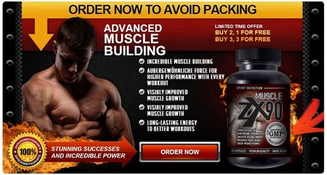 Muscle ZX90 Review – Best Supplement to Get Lean Muscle Mass Faster! | Gain Muscles and Boost Confidence | Scoop.it
