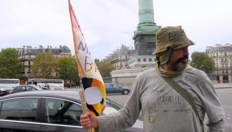 La difficile marche à contre-courant des Indignés | Belgian Revolution | Scoop.it