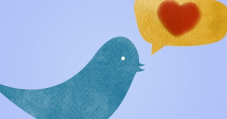 5 Tips for Interacting with People You Admire on Twitter | Digital, Social Media & Mobile | Scoop.it