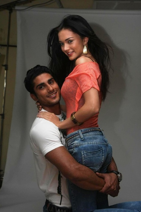 Amy Jackson at The Lawman jeans Ad Shoot   faucet   Scoop.it