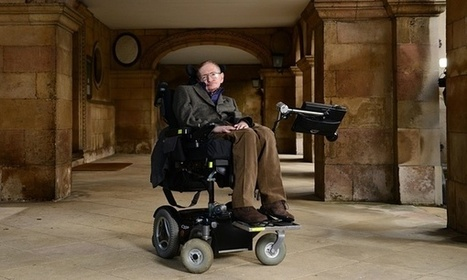 Physicist Stephen Hawking reflects on the Earth's chances of sustaining life | Science-Videos | Scoop.it