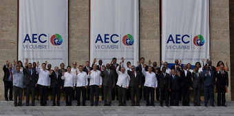 Perlas del Caribe: Cumbre en La Habana: la AEC y el Gran Caribe | Algunos temas sobre el Caribe y Relaciones Internacionales | Scoop.it