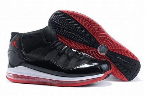 big size nike air jordan 11 black red footwear | new and popular list | Scoop.it
