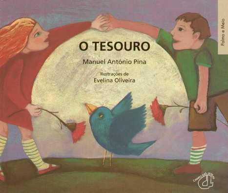 O Tesouro - Manuel António Pina | Bibliotecas Escolares | Scoop.it