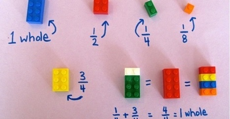 Teach your kids math with Legos using these clever tricks | eumom pregnancy and parenting | Scoop.it