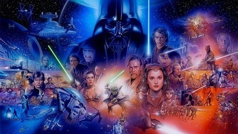 A Brief History Of Star Wars Canon, Old And New | Transmedia: Storytelling for the Digital Age | Scoop.it