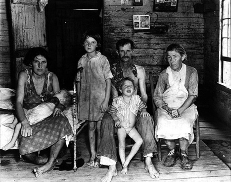 Historical Website #2: The Great Depression, business slump of the 1930's   Bank Closures And Banking Industry collapse   Scoop.it